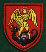 01 Belgium 1st District Guard Batt (Felt)