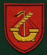 03 Belgium 2nd District Guard Batt (Felt)