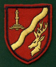 04 Belgium 3rd District Guard Batt (Felt)