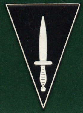 21 Belgium Commando Trained  (Felt)