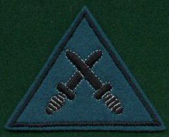 22 Belgium Commando Training Centre (Felt)
