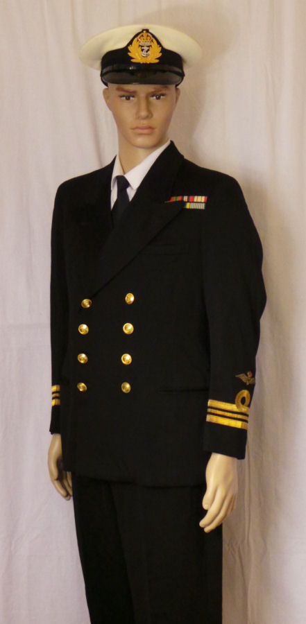 United Kingdom Navy Uniforms